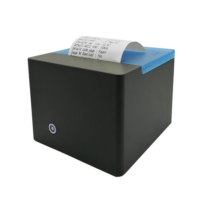 GZM5808 2 Inch 58MM Bluetooth Thermal POS Receipt Printer Portable Wireless Mini Desktop Machine Windows Android iOS 90mm/s