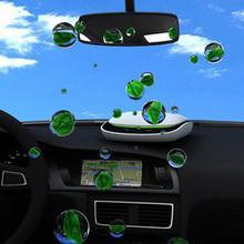 Solar Ionizer Filter Purifier Car Humidifier New2016 Car Styling Air Cleaner 15000000pcs/Cubic Meter Fragancias Car Air Purifier