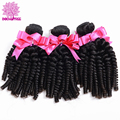Bodhitree Malásia Virgem Cabelo Afro Kinky Curly Cabelo Humano Weave 3 Ofertas Bundle Afro Kinky Curly Cabelo Weave Malaio Do Cabelo