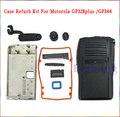 NEW Radio Service Parts Case Refurb Kit For Motorola GP328plus /GP344 Motherboar walkie talkie