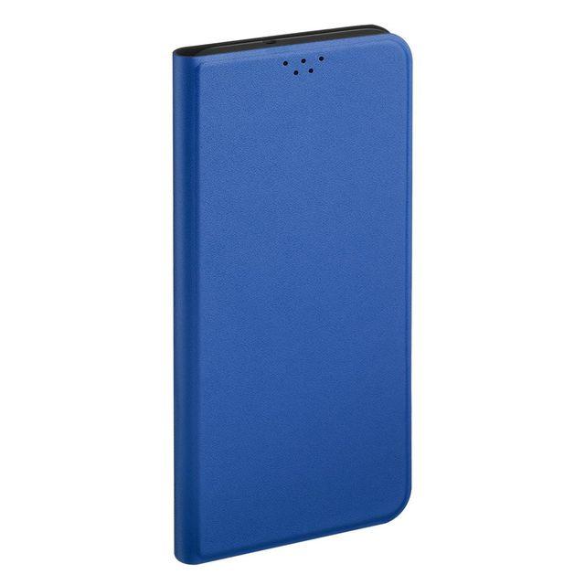 Чехол - книжка Mediagadget Luminous для Honor 10i (PU, синий)