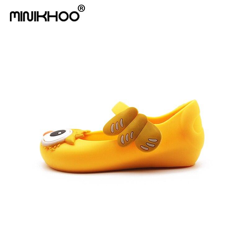 Mini Melissa Owl Princess Jelly sandalen 4 kleuren 2017 nieuwe - Kinderschoenen - Foto 3