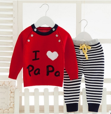 2017-Baby-Girl-Boy-Knitted-Autumn-Sweater-Kids-Knitting-Outwear-Long-Sleeve-Baby-Clothes-Clothing-2PiecesTopsPants-1