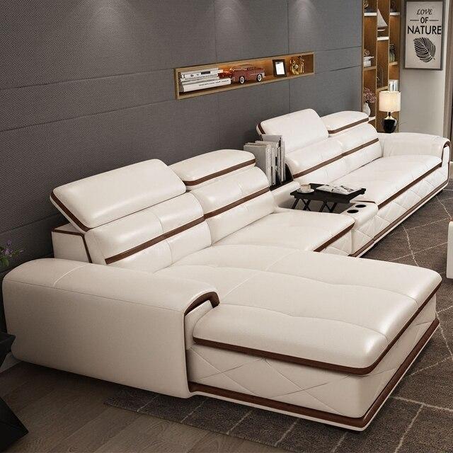 2014 nuevo Dubai muebles seccionales lujo y esquina moderno salón de ...