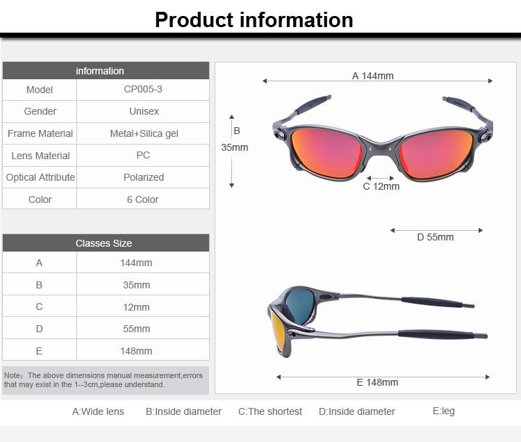 ciclismo uv400 equitação eyewear óculos de bicicleta óculos oculos gafas D4-3