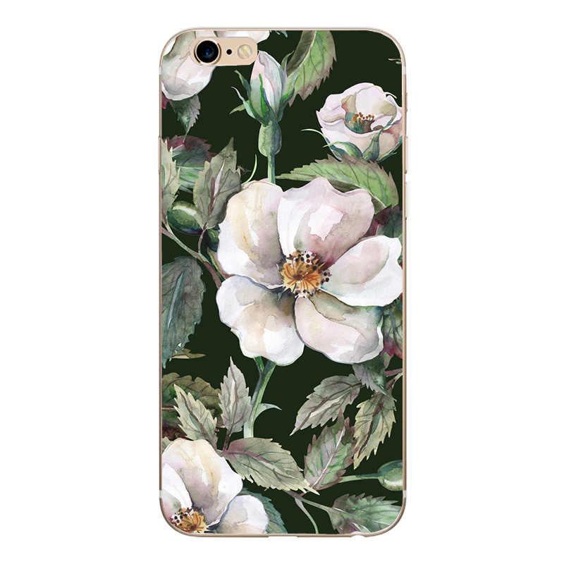 Funda de lujo para Iphone 7 Plus Funda de silicona para mujer para Iphone 5 5S SE 7 8 Plus 7 Plus 7 Plus 8 Plus X XS X Max XR caso