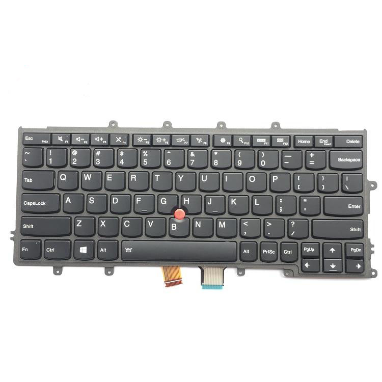 все цены на 100% BRAND NEW ORIGINAL Laptop Keyboard for Lenovo IBM thinkpad X240 X240S Keyboard 04X0177 US Black Backlit Free shipping онлайн
