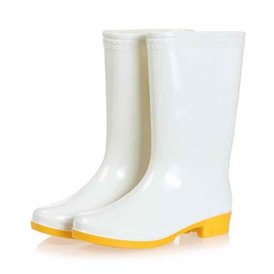 Popular Rain Shoes Women-Buy Cheap Rain Shoes Women lots from ...
