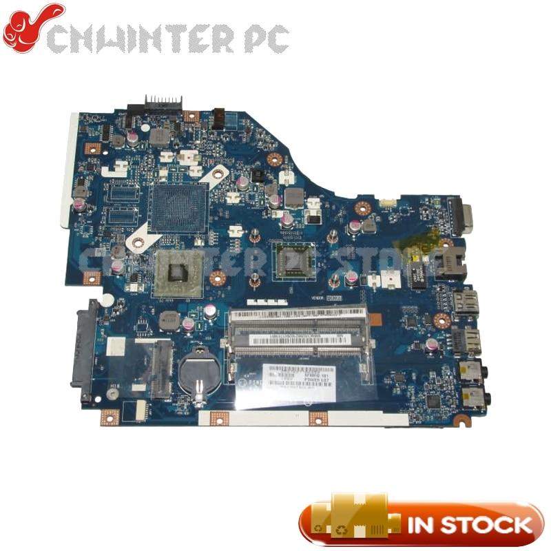 NOKOTION MBNCV02002 MB.NCV02.002 For Acer aspire 5253 5250 Laptop Motherboard P5WE6 LA-7092P DDR3 Full tested m1330 1330 laptop motherboard sales promotion full tested