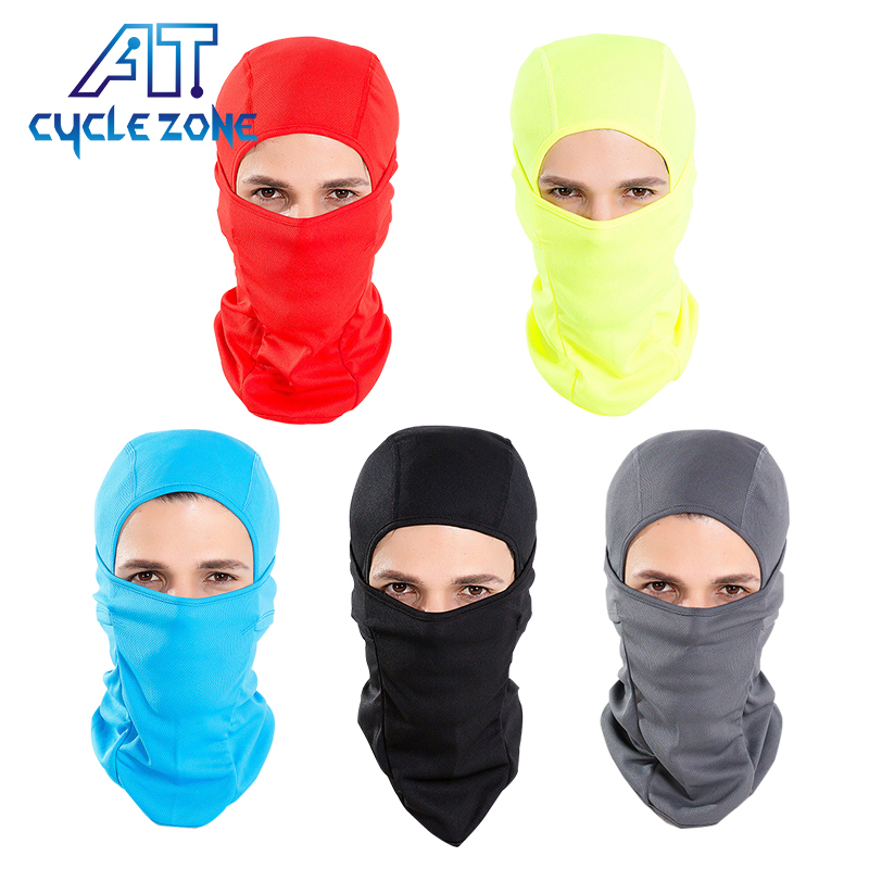 Cycle Zone balaclava Training Mask Anti-pollution Hat Cap Cycling Face Mask Breathable Half Scarf Dust Ski Mask Outdoor Mask