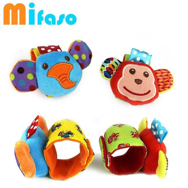 Aliexpress.com : Buy Infant baby toys bebe rattles/socks 2 ...