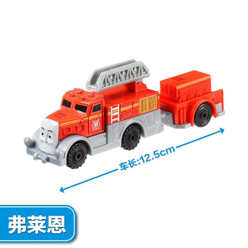 Image 2 - תומאס וחברים רכבת עם תובלה גורדון מיני רכבות רכבת אביזרי קלאסי צעצועי מתכת חומר צעצועים לילדיםרכבים וצעצועים יצוקים   -