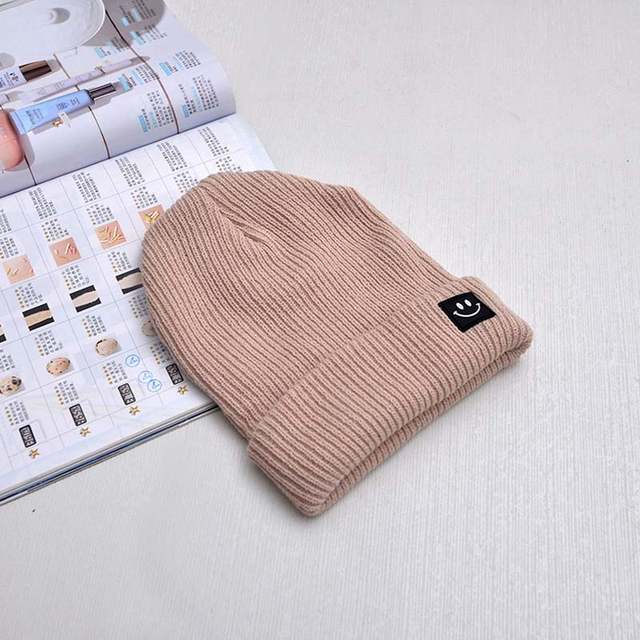 41eb1f9fcda Online Shop Women s Hat knitted Plain Solid Wool Hats For Winter Hip-hop  Style Top Hot Sale Gorros For Female Good Quality Casual Cap Beanie
