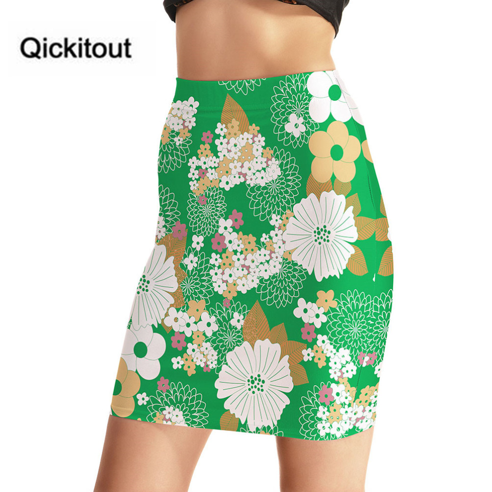 Popular High Waisted Green Skirt-Buy Cheap High Waisted Green ...