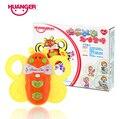 Huanger Lovely Bee Baby Rattles/Mobiles Musical Hand Shaking Bell Ring Kid Toys as 0-24 Months Children Educational Set Gift