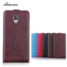 For Prestigio Grace S5 LTE PSP5551DUO 5551 Duo Leather PU Case Flip Cover Embossing Design For Prestigio S5 Best Case Cover JRYH