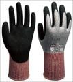 Ce 5 EN 388 непрорезаемые труда перчатки анти-вырезать безопасность перчатки HPPE устойчивость к порезам рабочие перчатки
