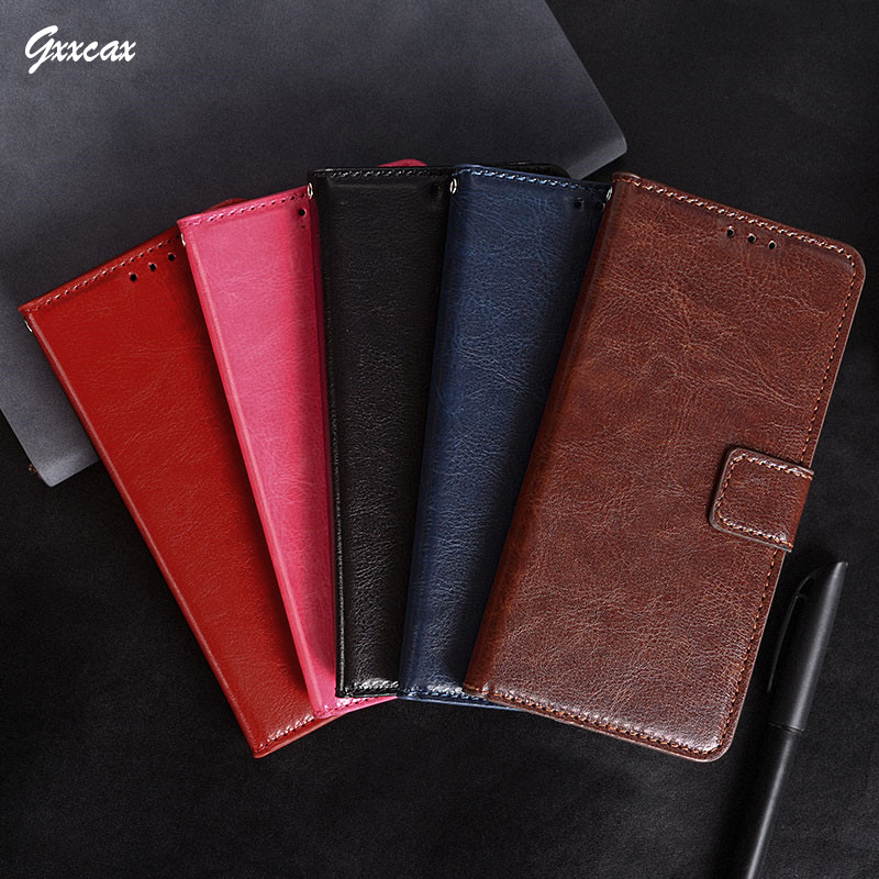 For Vivo Y91i Case Flip Wallet Photo Frame PU Leather Case For Vivo Y91i Phone Bags Cover With Card Slot