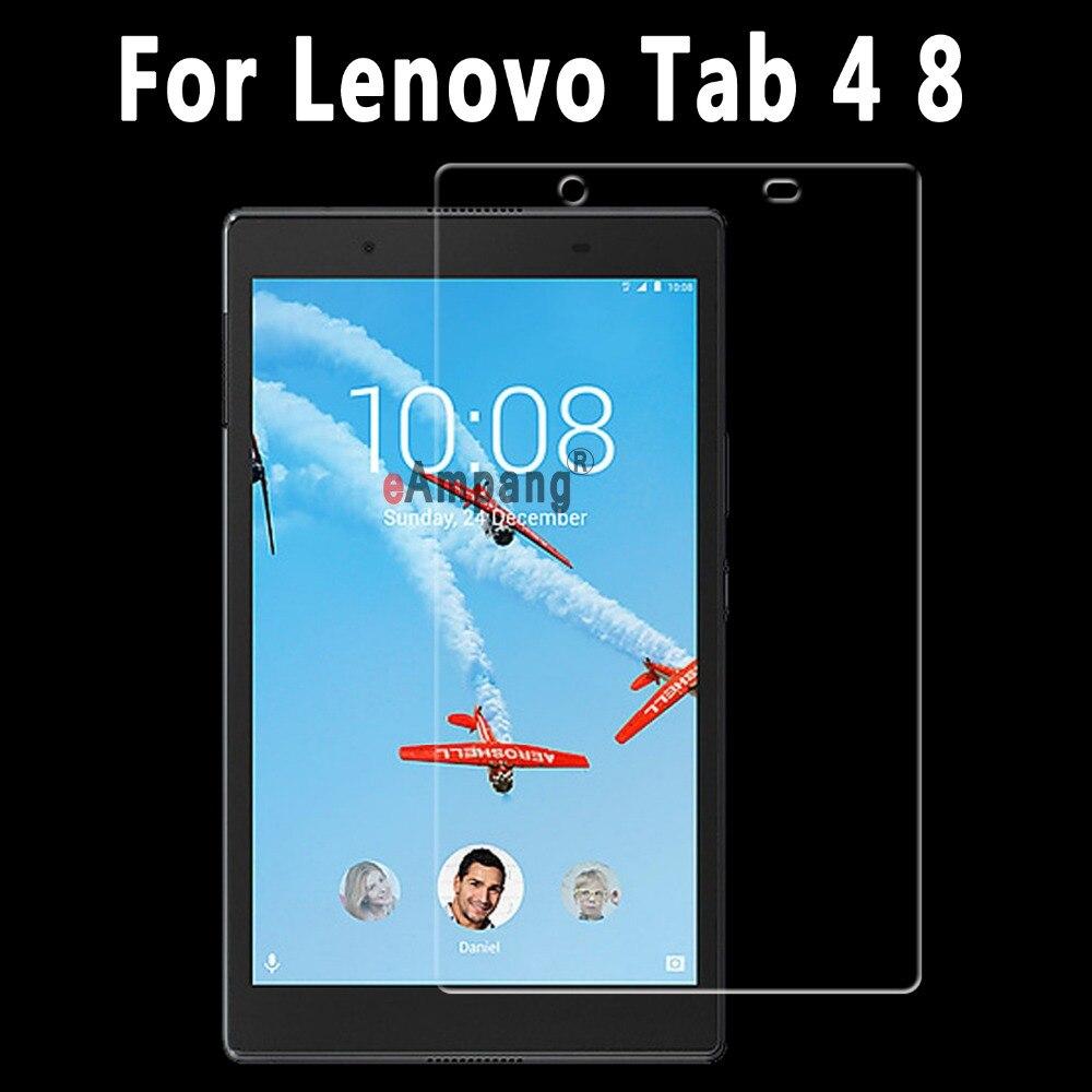 Закаленное Стекло для Lenovo Tab 4 8 10 плюс Экран протектор для Lenovo Tab 4 10 8 плюс 8.0 дюймов 10.1 дюймов закаленного Стекло