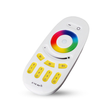 Mi Light 2.4G 4-Zone  FUT096 RGB RGBW LED Controller Button/Touch RF Wireless Remote for MiLight LED Bulb Strip lamp Light new ltech t3x 2 4g led rgb controller rf remote 8 zone led strip panel lighting rf wireless sync zone rgbw controller