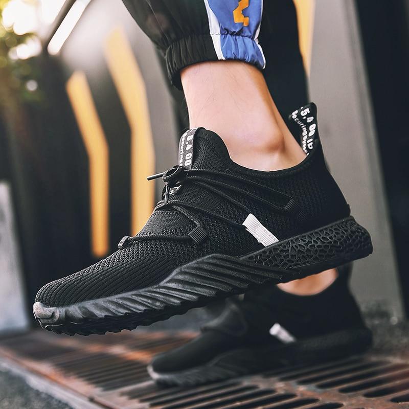 HTB1b BkJZfpK1RjSZFOq6y6nFXa0 2019 New Casual Shoes Men Breathable Autumn Summer Mesh Shoes Sneakers Fashionable Breathable Lightweight Movement Shoes