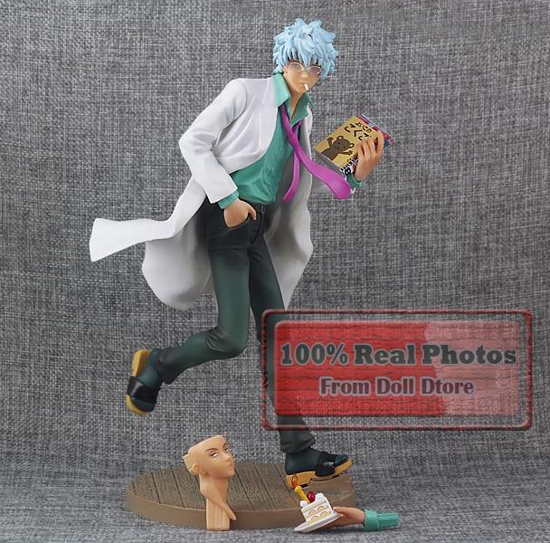 22cm Japanese anime figure GINTAMA Sakata Gintoki action figure collectible model toys for boys hot new gintama model sakata gintoki western toys free shopping