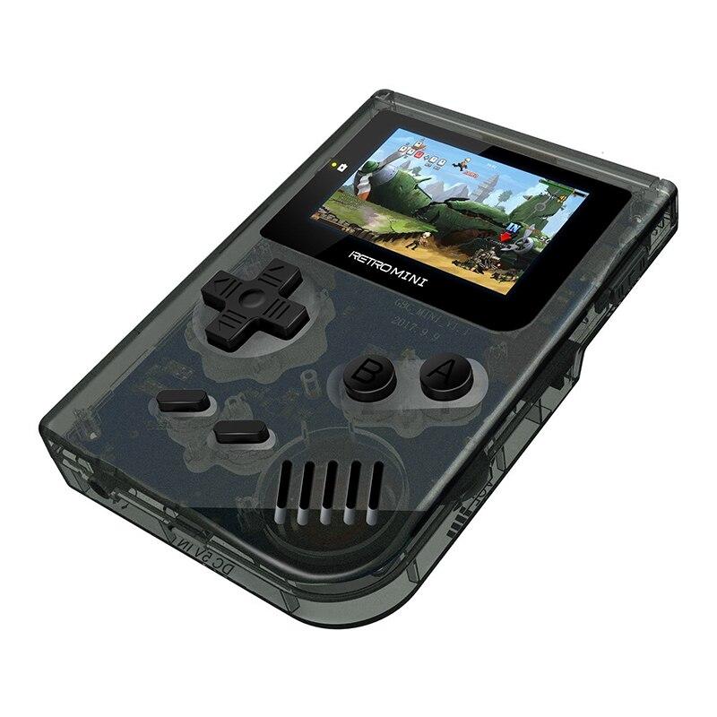 Rétro Jeu Console 32 Bits Portable Mini De Poche Jeu Joueurs Intégré Pour GBA Jeux Classiques Meilleur Cadeau Pour Les Enfants