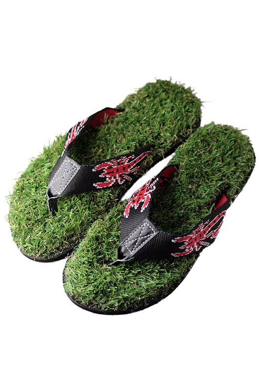 Cute Creative Grass Slippers Handmade For Adult Men Women New Arrival