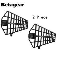Betagear antena direcional ativa ua868 uhf antena sem fio integrada amp (470-950mhz) ua874 eua para microfone sem fio uhf