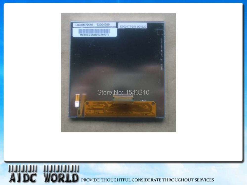 For MC3090 MC3000 MC3090G LCD screen with touch original second hand!