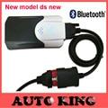 2 ШТ. + DHL свободный корабль! в. д. ds-tcs cdp с Bluetooth obd2 OBDII диагностический scan tool для легковых и грузовых автомобилей TCS CDP Pro Plus новый vci
