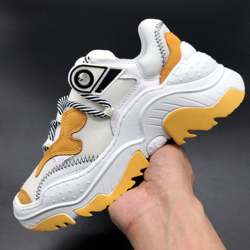 Casidueho Лоскутные кроссовки женские туфли на шнуровке обувь на платформе Mujer Runaway балетки для прогулок модные tenis feminino сандалии