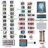 Sunfounder 37 Modules Basic Sensor Kit V1 0 For Arduino R3 Mega2560 Mega328 Nano UNO R3