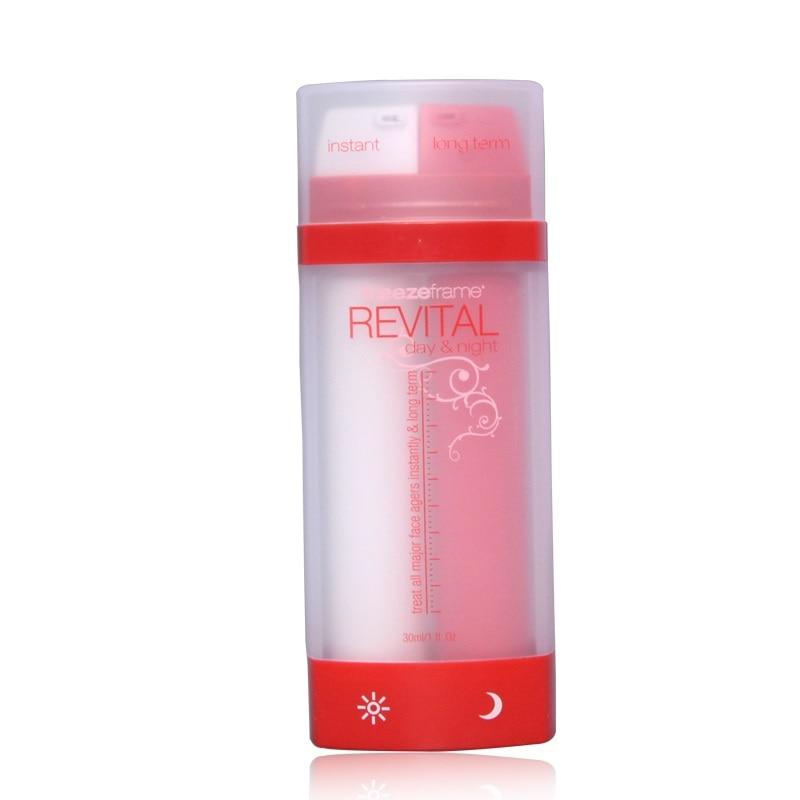 100 Australia FreezeFrame Revital Day Night Cream Anti Aging Anti wrinkle CC cream Long Term Instant