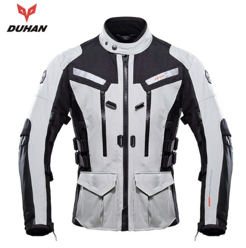 Duhan Mens Motocross Off Road Warm Winter Motorcycle Jacket Jaqueta Motoqueiro Moto Auto ...