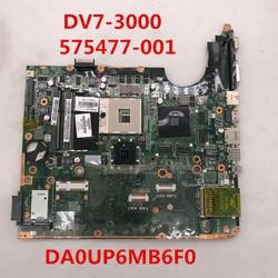 Haute qualité pour DV7 DV7T DV7-3000 Ordinateur Portable carte mère 575477-001 575477-501 575477-601 DA0UP6MB6F0 PM55 GT240M 100% entièrement Testé