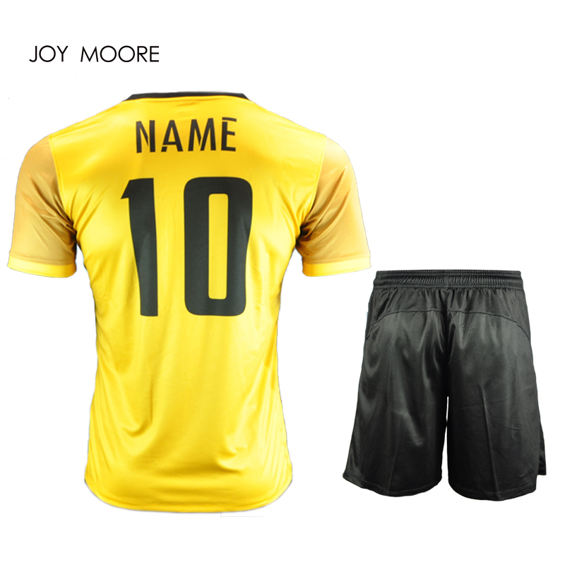013df1869 plain round v jersey slim fit soccer jersey original football sets free  shipping-in Soccer Sets from Sports   Entertainment on Aliexpress.com