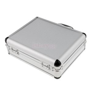 Image 3 - Aluminum Tattoo Case Machine Box with Lock for Tattooing Kits Tattoo Supplies Accessory