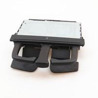 TUKE Black Front Dashboard Rear Seat Armrest Folding Drink Holder For VW Jetta Golf MK4 Passat