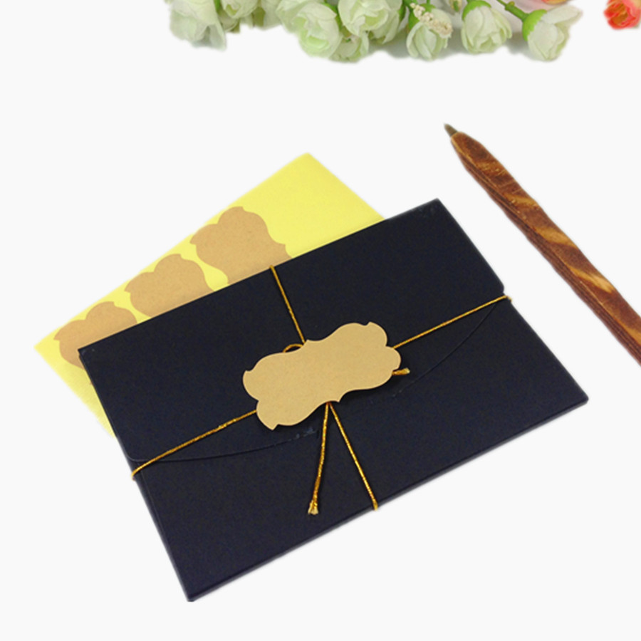 Купить с кэшбэком 80pcs/lot Retro Simple Blank Kraft paper Adhesive seal sticker for DIY work decoration for baking packaging students DIY tools
