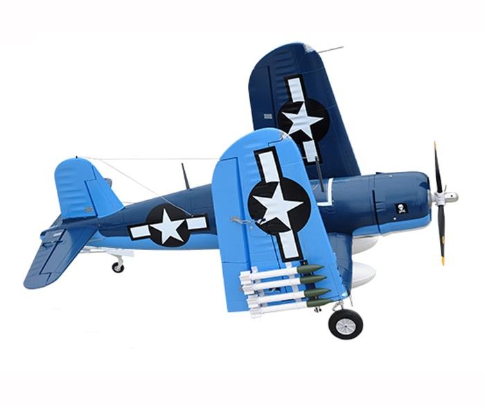 Skyflight LX EPS 1.2M F4U Corsair Warbird Propeller RC PNP/ARF Plane Model W/ Motor Servos ESC W/O Battery ls8 18 sailplane eps 2000mm pnp without battery