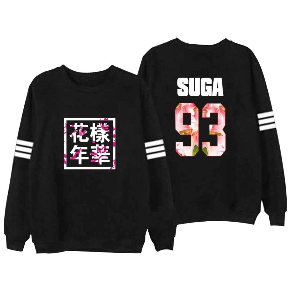 Bangtan Boys Kpop BTS Sudadera joven para siempre Sudaderas con capucha y sudadera J-HOPE SUGA V kpop ropa bts ropa mujer bts fans