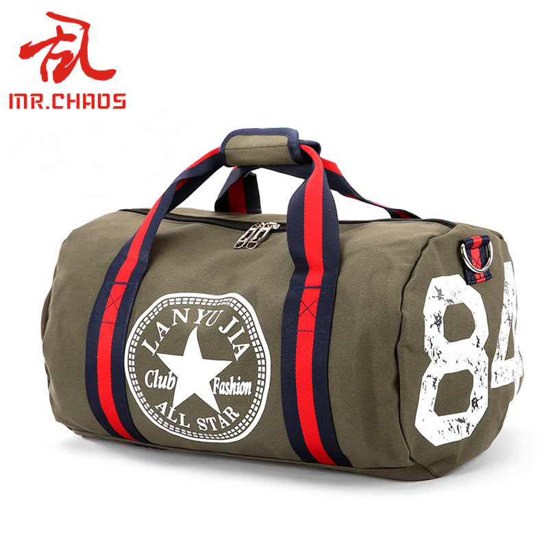 Gym Bag Men Basketball Bag Women Fitness Bag Sports Bag Ladies Multifunction Shoulder With Separated Shoes Compartment