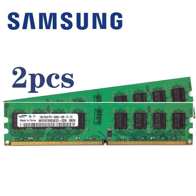 ערוץ כפול 2GB 4GB 8g PC3 PC2 DDR2 DDR3 שולחן העבודה זיכרון 1333MHZ 1600MHZ 667 800 MHZ 8gb RAM 2G 667MHZ 800 MHZ 1333 מודול