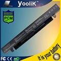 Новый 4 сотовый заменить батарею ноутбука A41-X550 A41-X550A для ASUS A450 A550 F450 F550 F552 K450 K550 R409 R510 X450 X550 X550CA черный