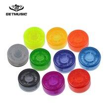 12 шт. Mooer Candy Footswitch Topper пластиковая ручка Footswitch протектор для гитары педаль эффектов многоцветный