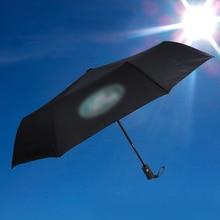 Горячая продажа брендовый Зонтик для дождя мужской качественный сильный Ветроустойчивая рама деревянный зонтик с длинной ручкой Женский анти-УФ для Land Rover