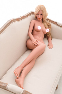 Image 4 - 155cm #Anna TPE with Metal skeleton sex dolls real masturbator vajina love dolls male sex dolls for women Lifelike vagina