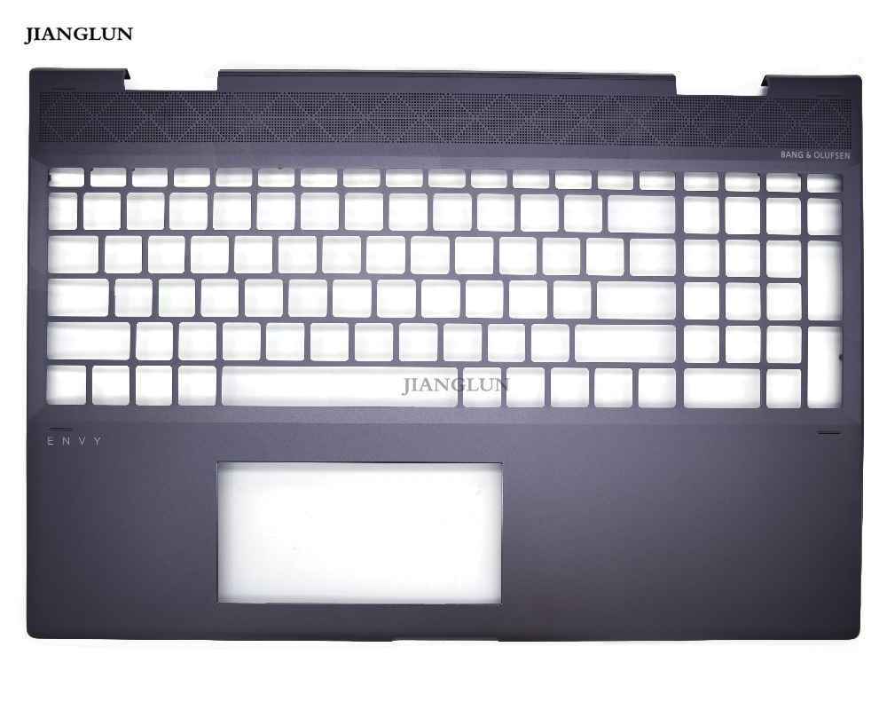 JIANGLUN For Laptop Palmrest Without Keyboard without touchpad For <font><b>HP</b></font> <font><b>ENVY</b></font> <font><b>x360</b></font> <font><b>Convertible</b></font> 15-cp 15-cp0012AU 609939-001 image