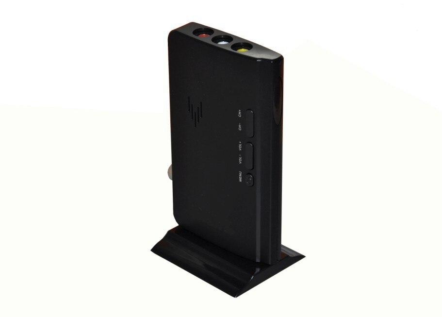 2015 החדשה חיצוני HD LCD CRT VGA חיצוני מקלט טלוויזיה MTV תיבת מחשב תיבת מקלט מקלט HD 1080PTV תיבת AV ל-VGA עם שליטה מרחוק